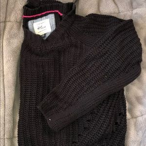 COTTON ON black knitted sweater